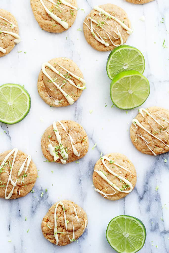 Key Lime Pie Cookies 1 683x1024 - Key Lime Pie Cookies