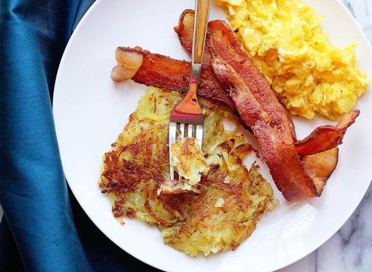 Perfect Hash Browns 3 - Best Hash Browns Recipe (Just like the diner)!