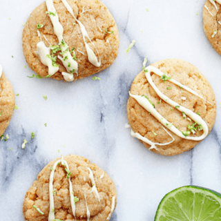 Key Lime Pie Cookies | Grandbaby Cakes
