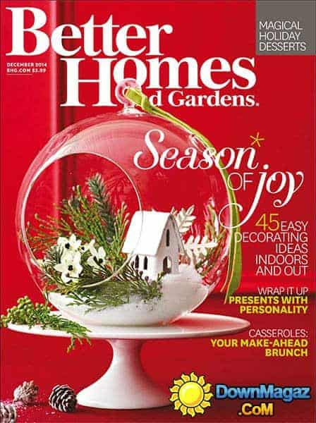 bhg dec 2014 - Press