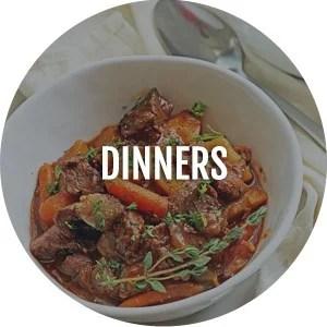 dinners - Savory