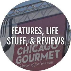 featureslifestuffreviews - Recipes/Travel