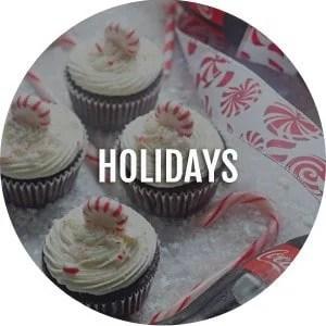 holidays - Recipes/Travel