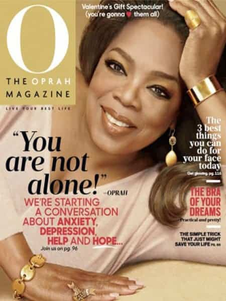 o magazine feb 2016 - Press