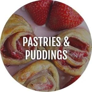pastriespuddings - Desserts & Baking
