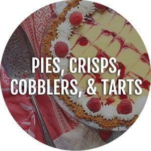 piescrispscobblerstarts - Desserts & Baking