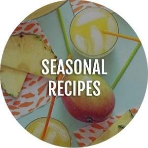 seasonal - Recipes/Travel
