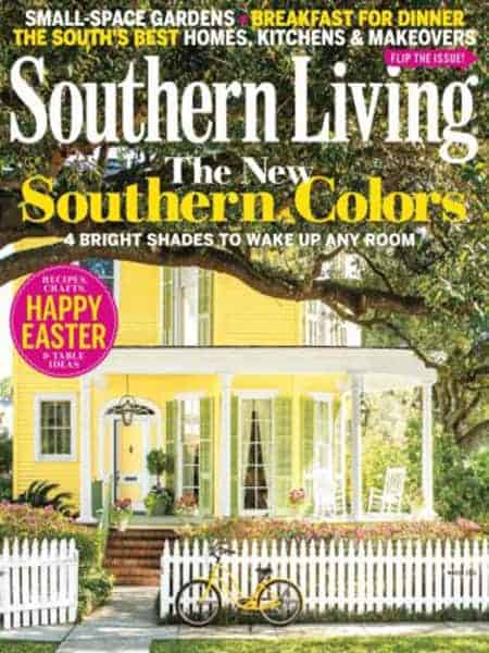 southern living mar 2016 - Press