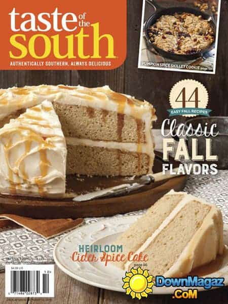 taste of the south sept 2015 - Press