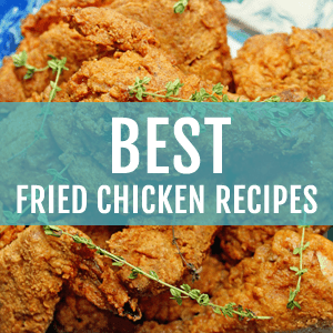 bestfriedchicken - Perfectly Fried & Crunchy Homemade Chicken and Waffles Recipe- THE BEST Online!!