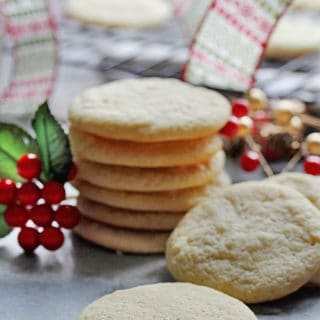 Butter Ricotta Cookies | Grandbaby Cakes