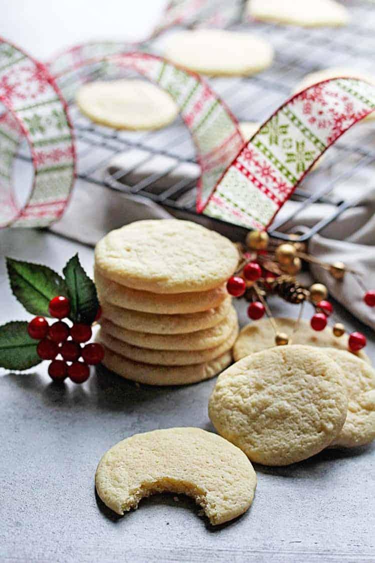 Butter Ricotta Cookies 2 - Butter Ricotta Cookies Recipe
