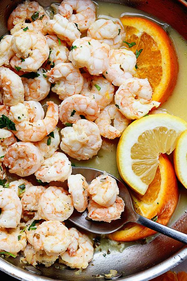 Citrus Shrimp Recipe 3 - Easy Citrus Shrimp Recipe