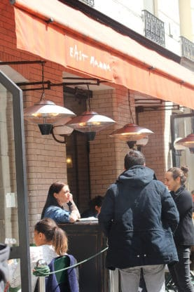 East Mamma 2 277x416 - Where to Eat In Paris: Savory Edition