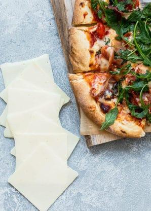 Grilled Prosciutto Arugula Pizza 4 298x416 - Grilled Prosciutto Arugula Pizza Recipe