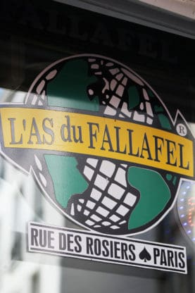 L'As du Fallafel - Where to Eat In Paris | Grandbaby Cakes