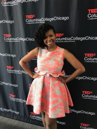 Tedx Talk - Columbia College Chicago