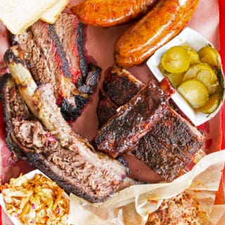 What to Do in Austin - La Barbecue | Grandbaby Cakes