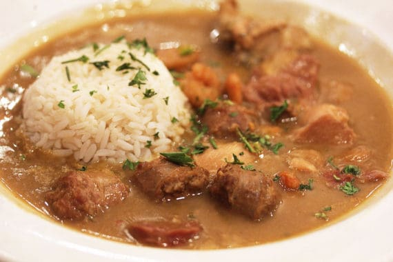 ultimate new orleans foodie experience Dooky Chase 2 570x380 - The Ultimate New Orleans Foodie Experience