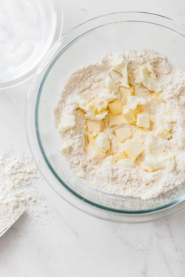 Flaky Pie Crust Recipe 2 - BEST Pie Crust Recipe (With Step By Step Video!)