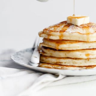 lemon ricotta pancakes 2web 320x320 - Lemon Ricotta Pancakes Recipe (Fluffy & Delish!)