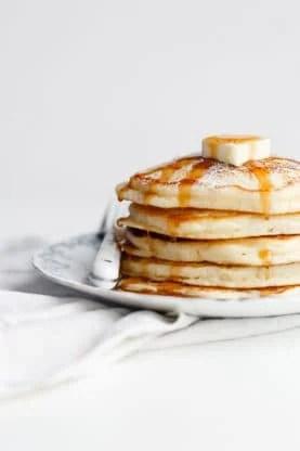 lemon ricotta pancakes 3web 277x416 - Lemon Ricotta Pancakes Recipe (Fluffy & Delish!)