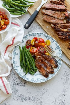 grilled ribeye steak recipe 7 277x416 - 20+ BEST Labor Day Recipes to Make Your Holiday a Hit!!