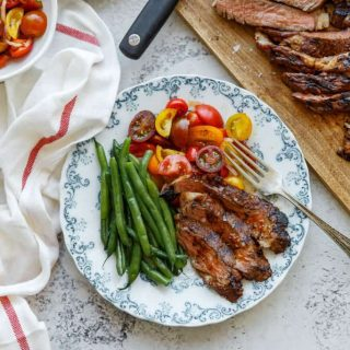 Grilled Ribeye Steak Recipe