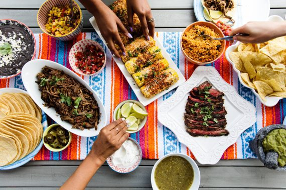 Mexican Menu: Creating a Perfect Taco Bar for Taco Tuesday #taco #mexican #cincodemayo