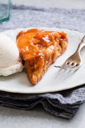 Caramel Peach Dump Cake Recipe 4 278x416 - Caramel Peach Dump Cake Recipe