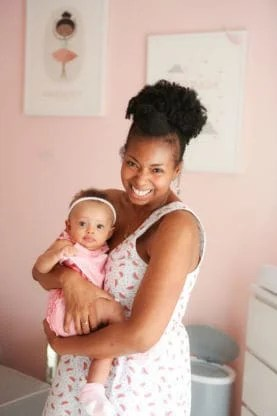 baby girl nursery design 8 277x416 - Baby Cakes' Baby Girl Nursery Design