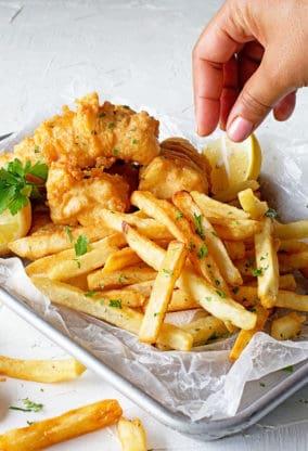 Fish Fry 2 284x416 - Fish Fry (How to Fry Fish)