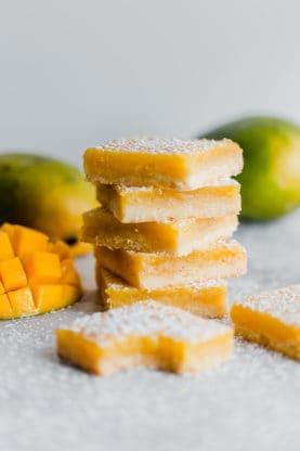 Mango Lemon Bars Recipe 1 277x416 - Mango Lemon Bars Recipe