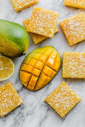 Mango Lemon Bars Recipe 7 277x416 - Mango Lemon Bars Recipe