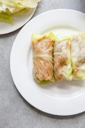 Stuffed Cabbage Rolls Recipe 3 277x416 - The MOST Insanely Delicious Stuffed Cabbage Rolls Recipe!