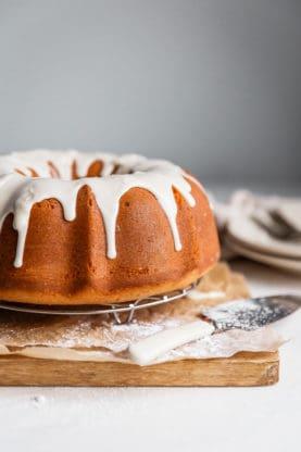 sweet potato coffee cake low11 277x416 - Sweet Potato Sour Cream Coffee Cake Recipe (Video!)