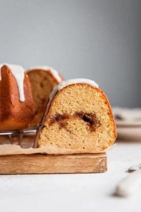 sweet potato coffee cake low12 277x416 - Sweet Potato Sour Cream Coffee Cake Recipe (Video!)