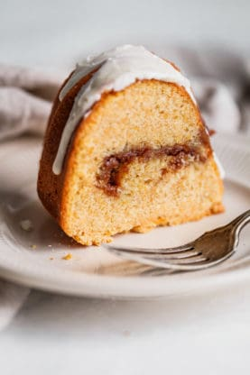 sweet potato coffee cake low14 277x416 - Sweet Potato Sour Cream Coffee Cake Recipe (Video!)