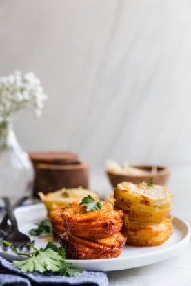 Potato Stacks 1 277x416 - Delicious Potato Stacks Recipe (With How To Video!)