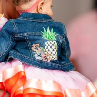 First Birthday Party Ideas - Hawaiian Luau
