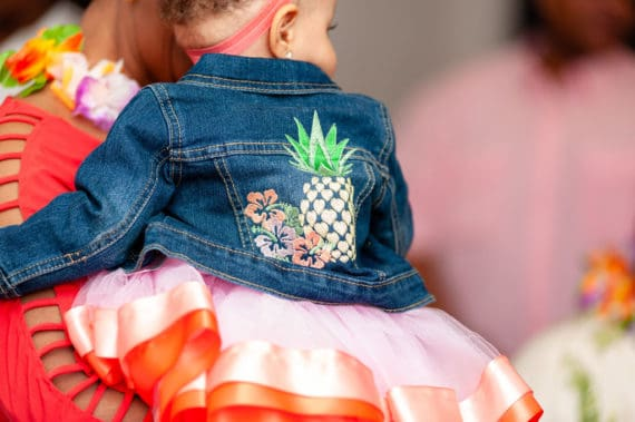 DSC 1881 570x379 - First Birthday Party Ideas - Hawaiian Luau