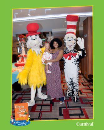 Carnival Horizon Dr. Seuss 2 333x416 - Cruising with a Toddler