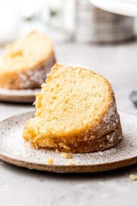 Kentucky Butter Cake Recipe 5 277x416 - Kentucky Butter Cake Recipe with Brown Butter Glaze!