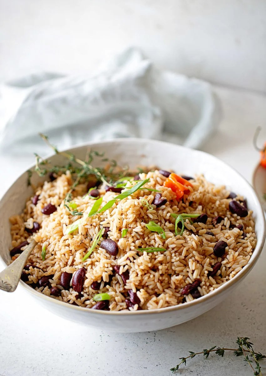 Rice and Peas Recipe 3 e1562510378575 - Jamaican Rice and Peas Recipe