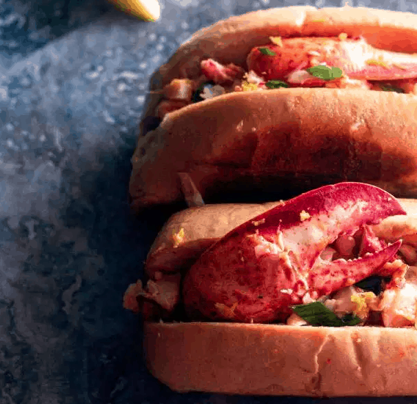 Lobster Rolls - 20+ BEST Labor Day Recipes to Make Your Holiday a Hit!!