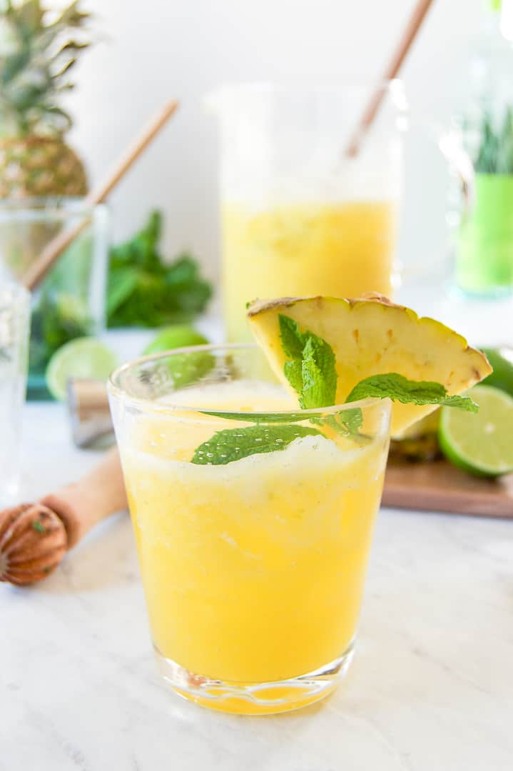 pineapple rum 5 - 20+ BEST Labor Day Recipes to Make Your Holiday a Hit!!