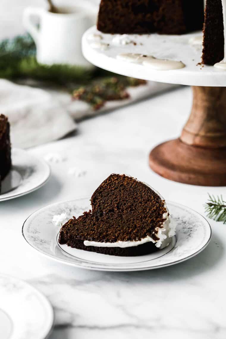 Gingerbread Cake Recipe 3 - Deliciously Moist Gingerbread Cake Recipe