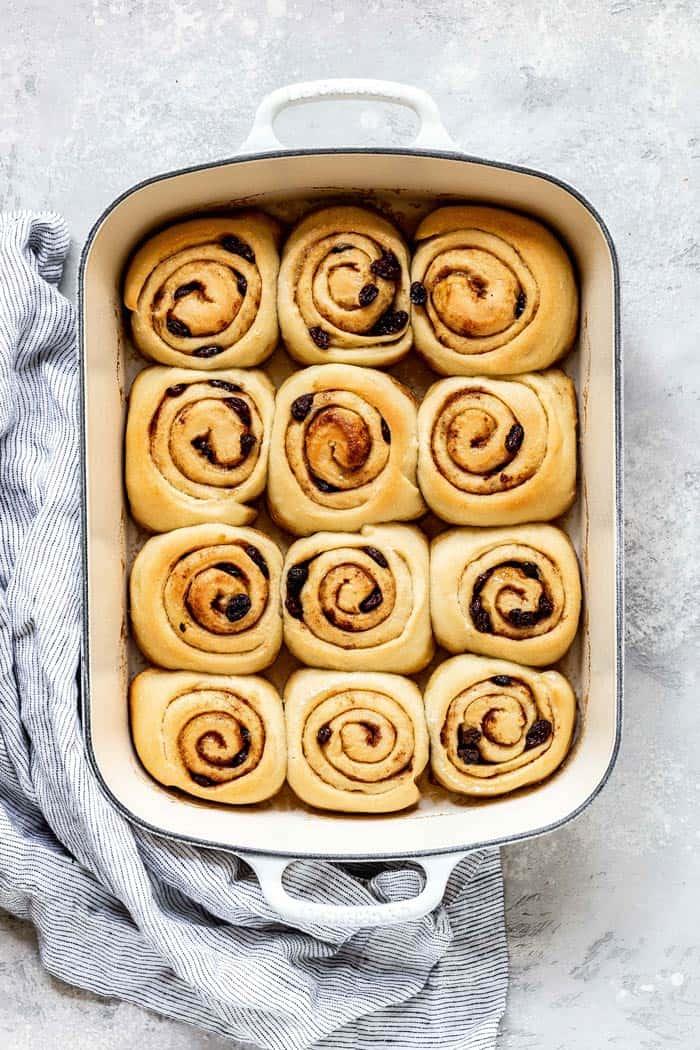 Homemade Cinnamon Rolls Recipe 1 - Homemade Cinnamon Rolls (Better Than The Bakery!)