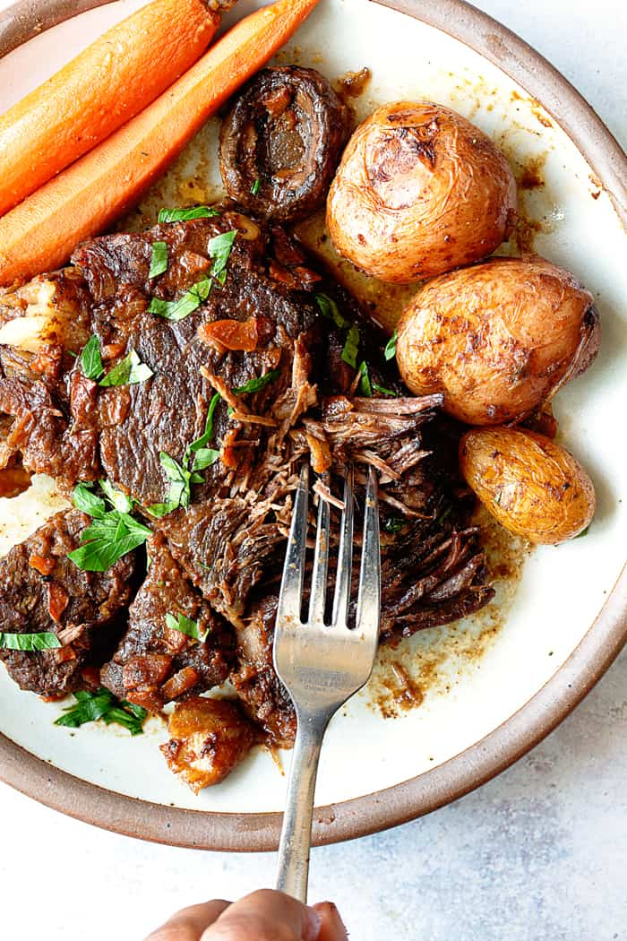 Pot Roast Recipe 2 - The MOST Tender and Flavorful Classic Pot Roast Recipe Ever!