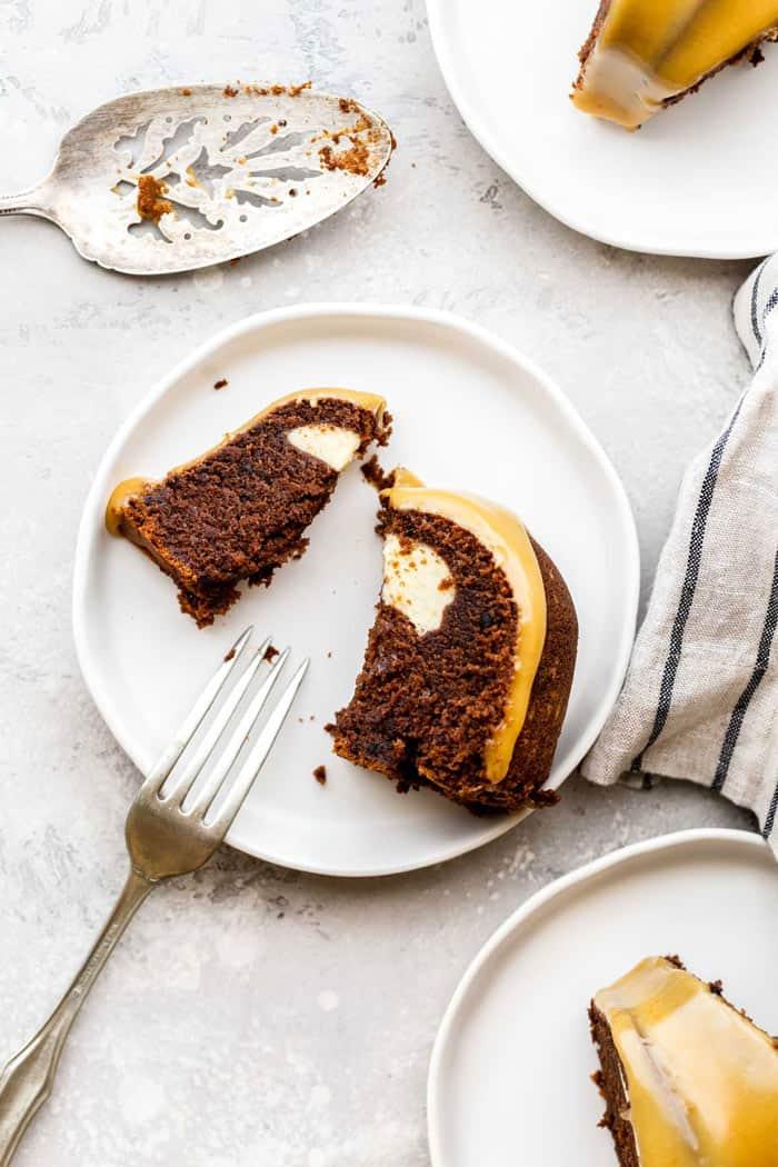 Baileys Chocolate Bundt Cake Recipe 11 - Baileys Chocolate Bundt Cake Recipe with Cream Cheese Filling